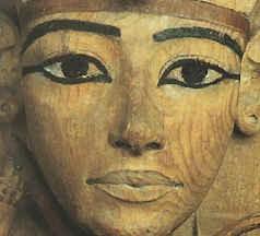 Maquillaje primitivo