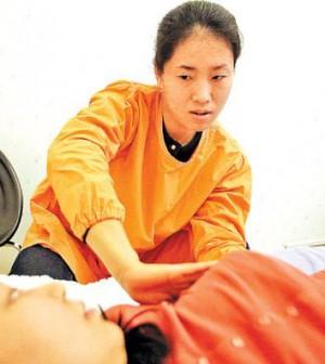 masaje en los pechos para madres inexpertas